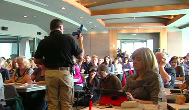 Teachers in Utah take class on guns
