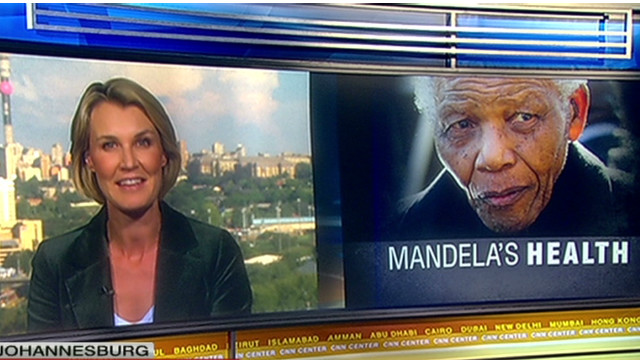 2012: Nelson Mandela back home