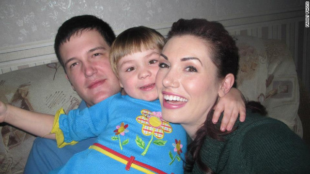 NJ couple worried by Russian adoption ban
