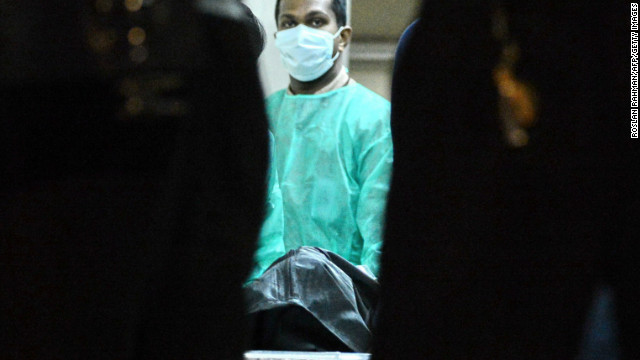 Doctor: Gang-rape victim has died