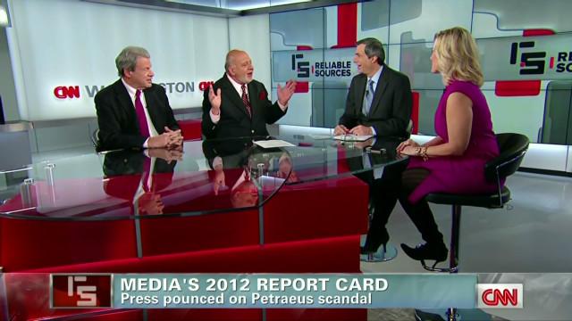 Media's 2012 report card