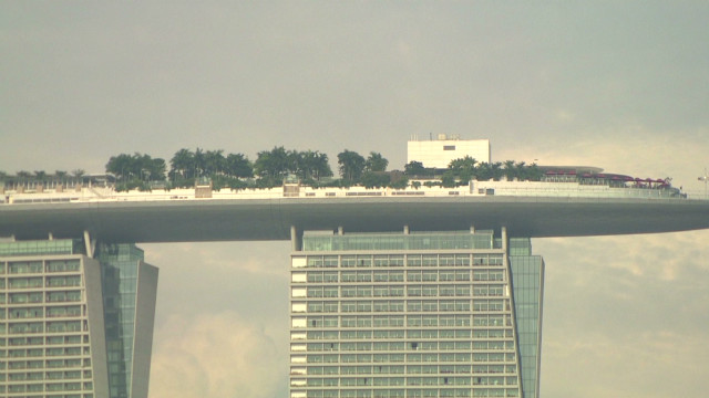 Singapore is sprouting green roofs