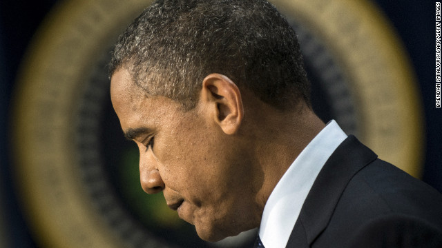 Recurring fiscal standoffs with Congress promises to make any second-term gains difficult for President Obama.