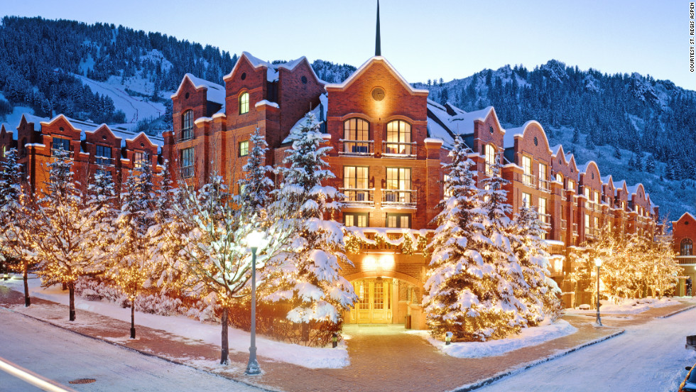 The St. Regis Aspen reopened one year ago after a $40 million redesign.
