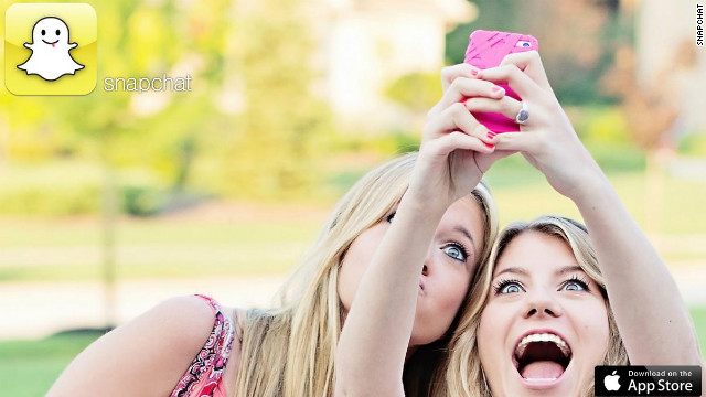 Snapchat spurns Facebook