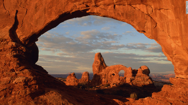 The Sierra Club offers volunteer trips year-round at Arches National Park in Utah and other destinations.