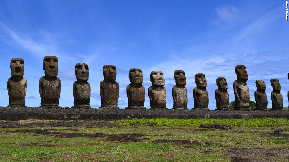 People come to Easter Island primarily for the moai. These incredible monolithic statues are carved from a single piece of stone, number around 1,000 and are scattered all over the island. But there is more to Easter Island than the moai...