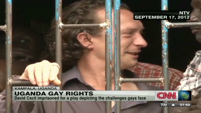 Uganda drops charges over 'gay' play