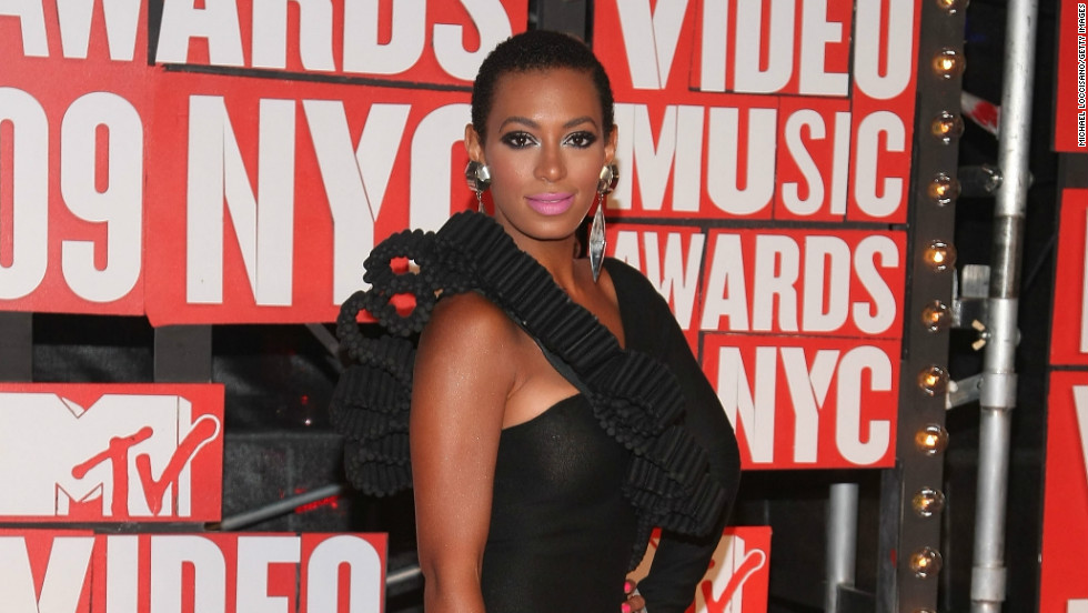 """Solange Knowles, Beyonce's baby sister, caused quite the stir in 2009 when she ditched the extensions and went for a supershort natural. <a href=""""http://www.oprah.com/oprahshow/Solange-Knowles-Hair-Video"""">She went on """"The Oprah Winfrey"""" show</a> to say she felt liberated by the cut."""