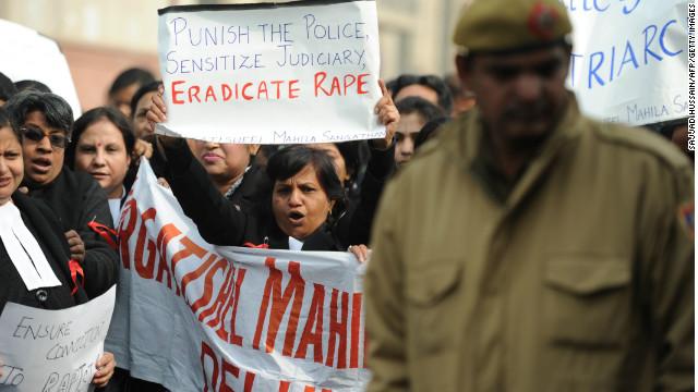 Will New Delhi rape change India?