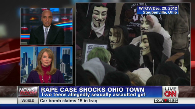 Rape case shocks Ohio town