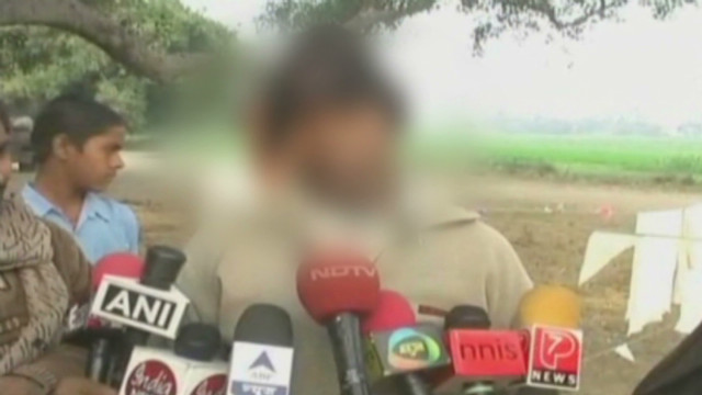 Rape victim's father: Hang assailants