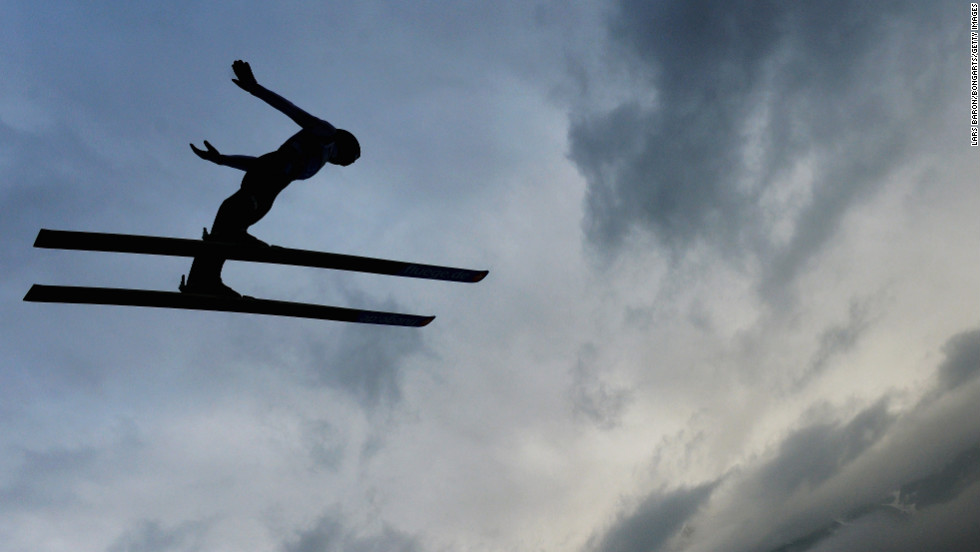 The tournament comprises four World Cup jumping events.