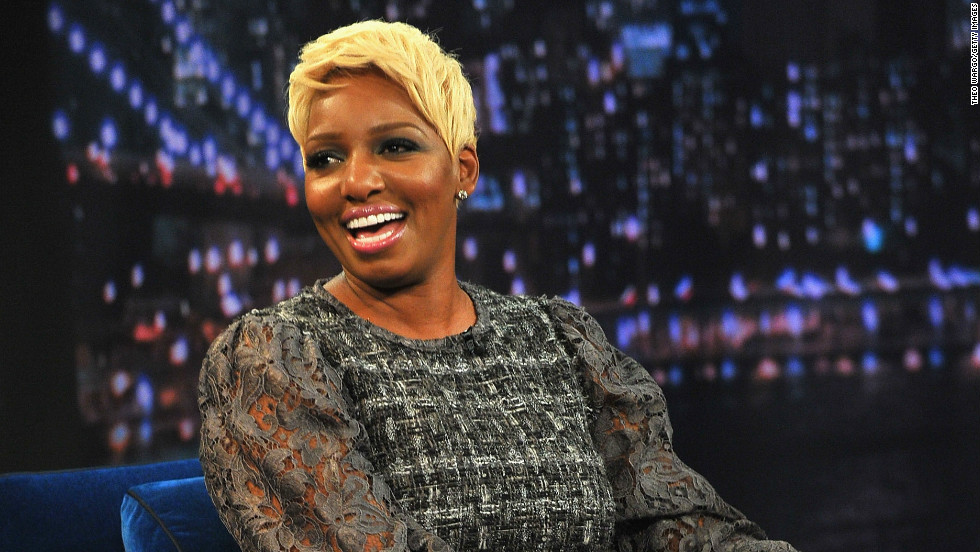 "Reality star and actress NeNe Leakes appears on ""Late Night with Jimmy Fallon"" January 3."