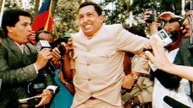 Hugo Chavez's health worsens