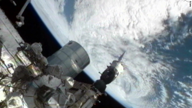 Satellite went down before Sandy struck
