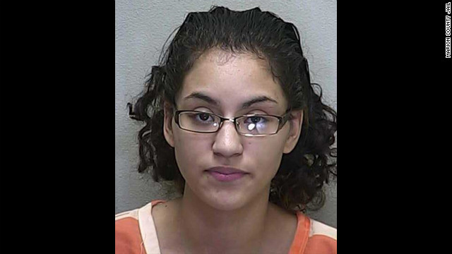 Melanie Reyes, in an undated Marion County Sheriff's Office mug shot.