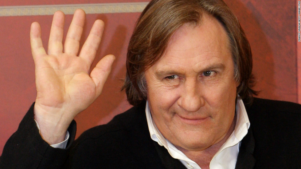 French actor Gerard Depardieu has moved to Russia following a row with the government over potential tax rises. He was welcomed by President Vladimir Putin and awarded Russian citizenship at the Kremlin in January.