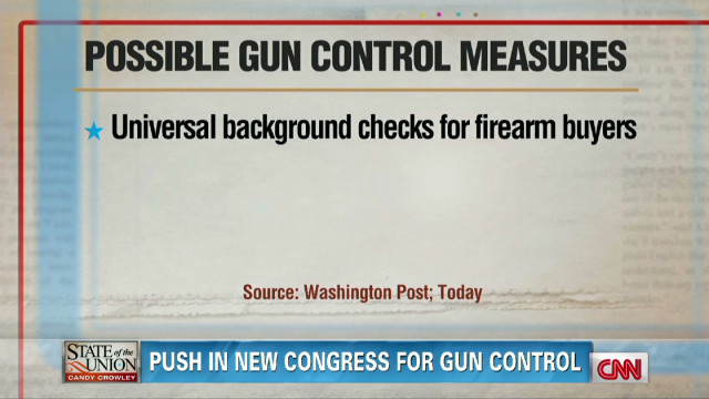 New lawmakers weigh in on gun control