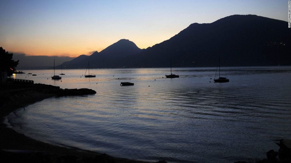The largest lake in Italy, Garda has been a popular tourist destination since the days of the Roman Empire and is now a magnet for sailing enthusiasts.