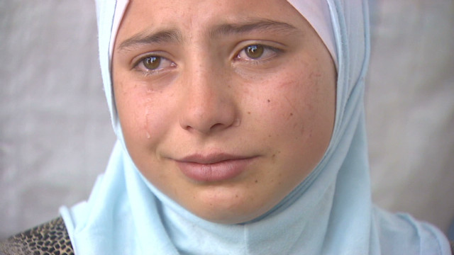 Syria's child victims