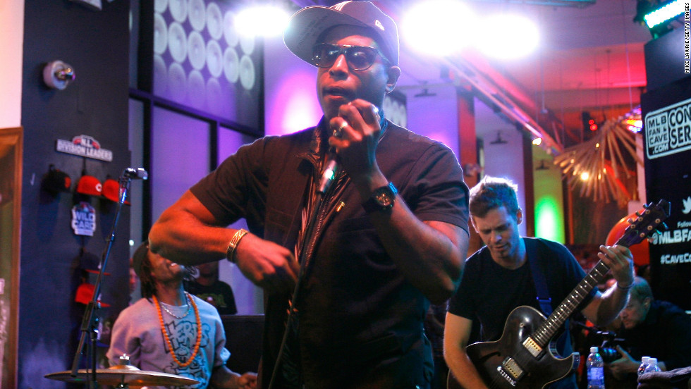 """""""What about Talib Kweli? As the article stated, even Jay-Z admits to his lyrical ability. He's never been huge in mainstream rap, but the guy is unbelievable on the mic. And his message is positive as well."""" - Turdferguson"""
