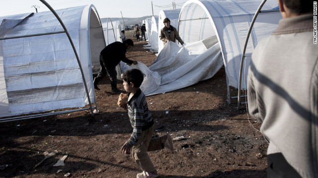 UNICEF struggles to help Syrian refugees