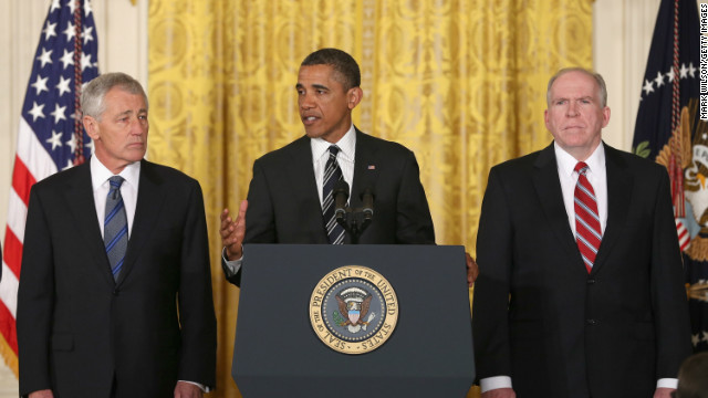 White men to fill Obama's Cabinet