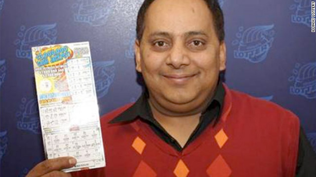 Lotto winner's death a mystery