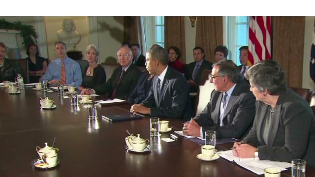 Obama faces Cabinet diversity pressure