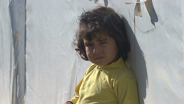 Syria's scarred children
