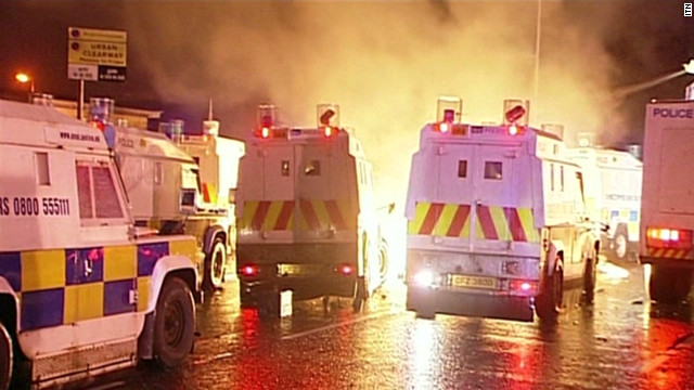 Northern Ireland violence: The new normal