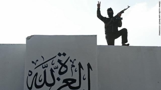 Free Syrian Army: We're fighting al Qaeda