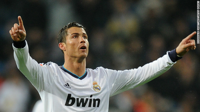 Cristiano Ronaldo was on the scoresheet again as Real Madrid beat Celta Vigo in the Copa del Rey
