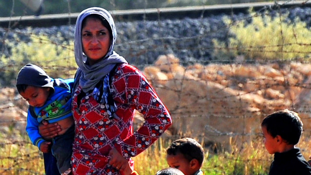 Women dying at alarming rates in Syria