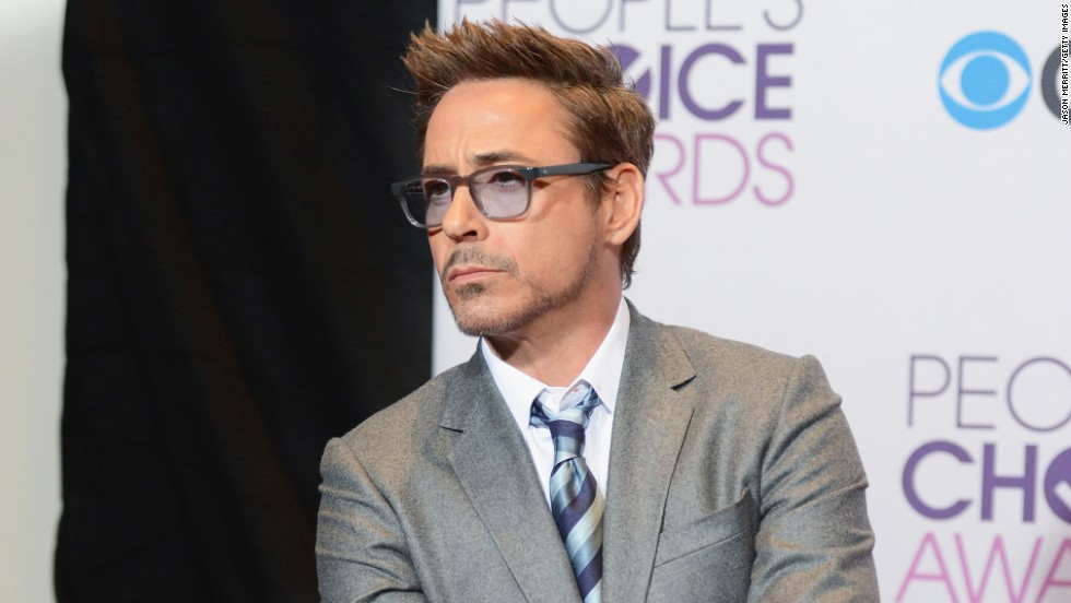 <strong>No. 3: </strong>This is, perhaps surprisingly, Robert Downey Jr.'s first time appearing on our CNN readers' favorites list. The actor was nowhere to be found last year, but for 2013 so many readers voted for him that he can make a third-place entrance.