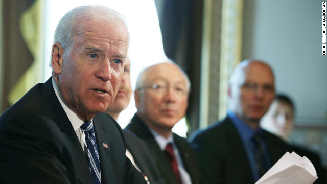 Biden pushes universal background checks