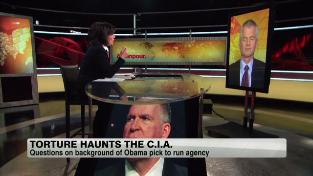 Torture haunts the CIA