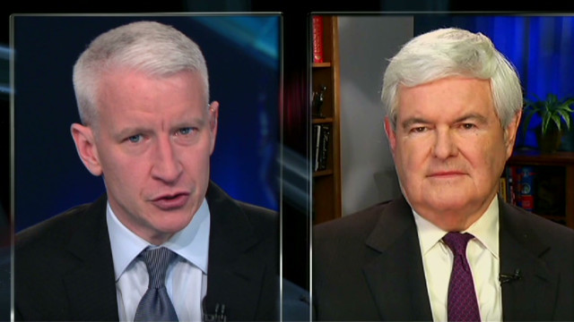 Gingrich: Biden should go to Chicago