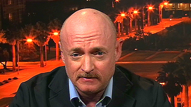 Mark Kelly: I'd like to talk to the NRA