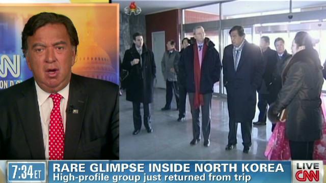 Richardson: U.S. should engage N. Korea