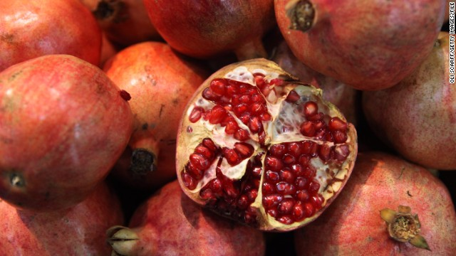 An outbreak of hepatitis A has been traced to pomegranate seeds from Turkey.