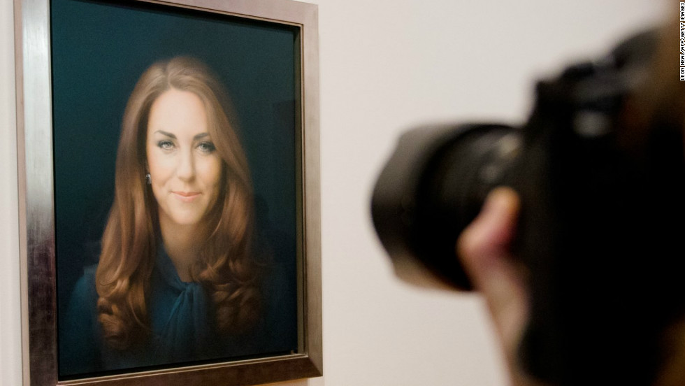 The unveiling of the Duchess of Cambridge's first official portrait at the National Portrait Gallery has attracted considerable attention.