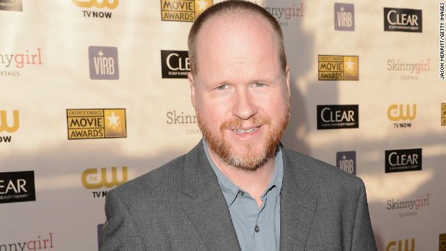 Joss Whedon attends the 18th Annual Critics' Choice Movie Awards held at Barker Hangar on January 10, 2013 in Santa Monica, California.