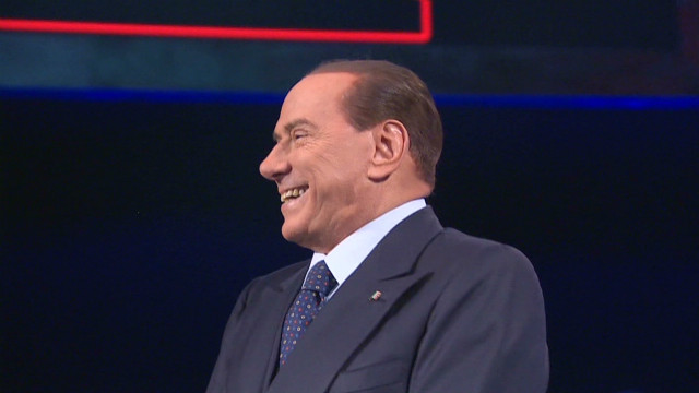 Berlusconi wants old job back in Italy