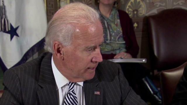 Biden: No silver bullet for gun violence
