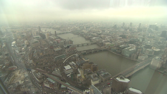 'The View from The Shard' in London opens