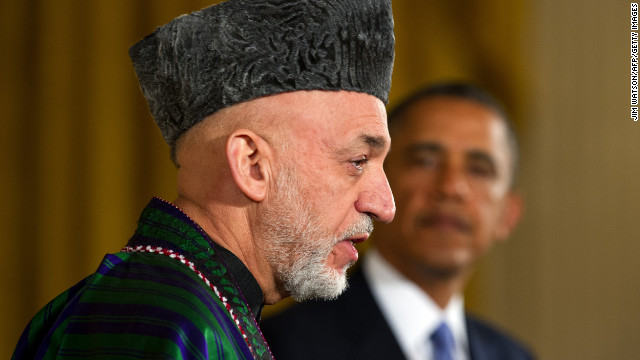 Karzai delays security agreement signing
