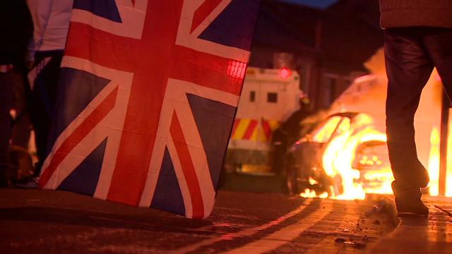 Rioting returns to N. Ireland