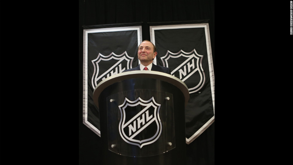 "<a href=""http://www.cnn.com/2013/01/09/sport/nhl-deal-board/index.html"" target=""_blank"">An abbreviated 48-game regular season</a> is set to begin Saturday. The 2012 portion of the schedule was scrapped in a lockout after the players' contracts expired, and no agreement was reached for three months."